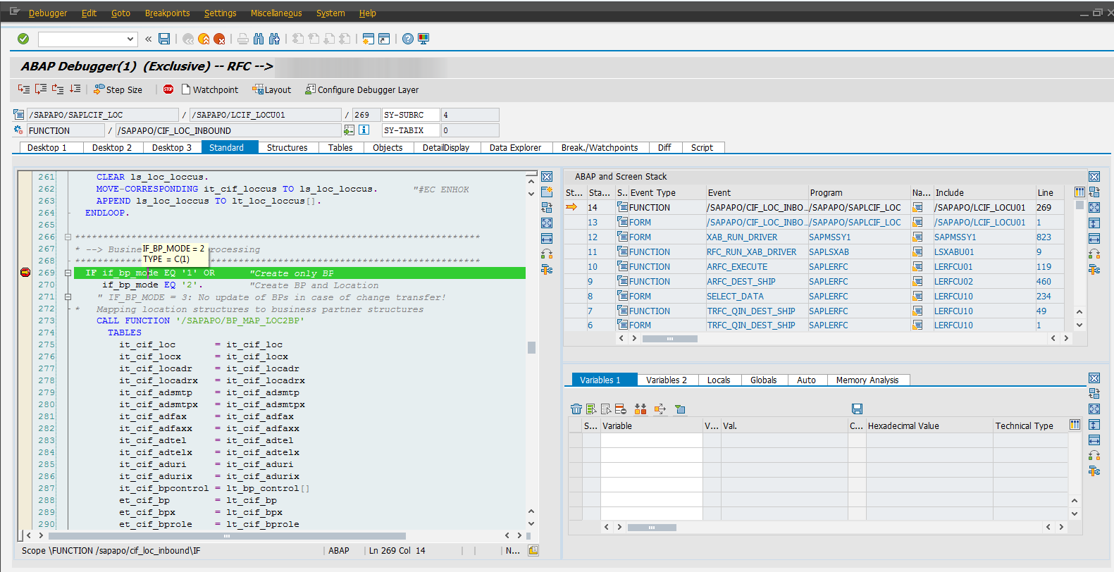 Business Partner and Location integration to SCM via Core