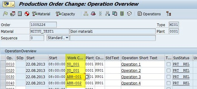Production order and process order  SCN Wiki