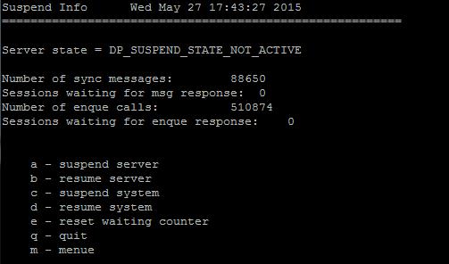 DPMON Dispatcher Monitor - Application Server Infrastructure - SCN Wiki