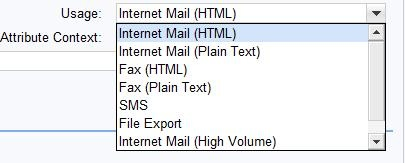 Mail Forms in CRM Marketing - CRM - SCN Wiki