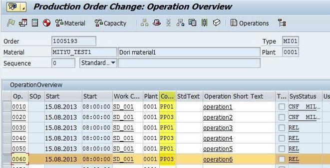 Milestone confirmation - ERP Manufacturing (PP) - SCN Wiki