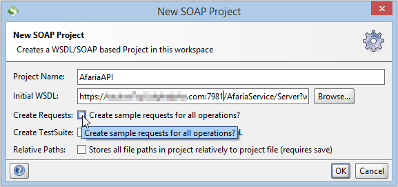 SAP Afaria API 301 - Session-less Binding, Basic