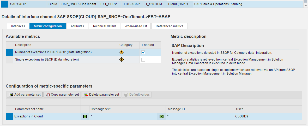 SNOP_Configuration - Technical Operations - SCN Wiki