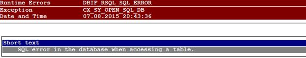 General Network errors on SQL Server - SAP on SQL Server