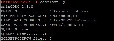 ABAP AS running on Linux OS connect to MSSQL database issues