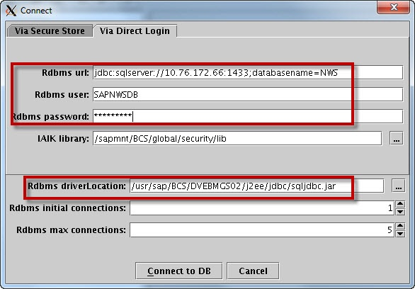 how to connect to http server in java