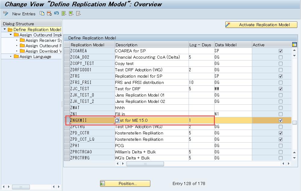 TEST CASE]Configure ERP ME Integration - Part II
