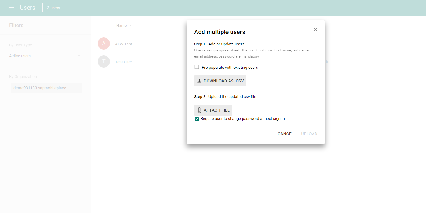 Enrolling a device in Android for Work - SAP Mobility - SCN Wiki