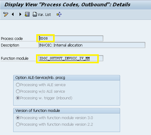How to set up intercompany billing - vendor invoice via EDI scenario