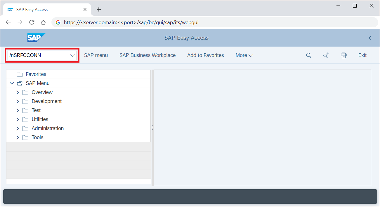 Easiest way to test SAP GUI for HTML (webgui) with latest
