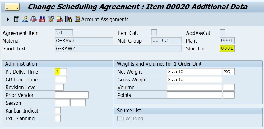 Test Case Effects Of Flag Scheduling According To Purchasing Info