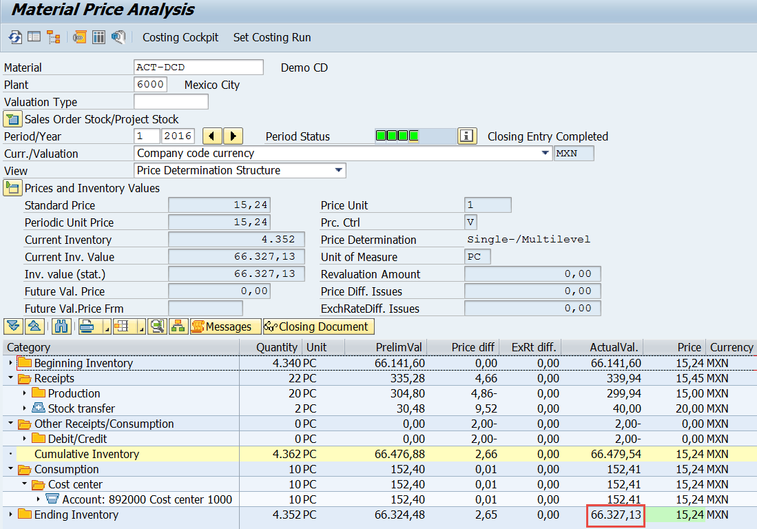 How to read CKM3 - ERP Financials - SCN Wiki