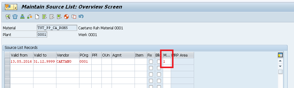 how to delete mrp run in sap