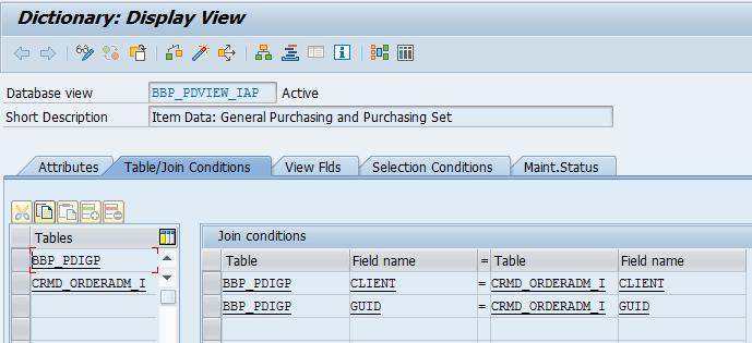 Troubleshoot BBP_PDVIEW_IAP performance problems - Supplier