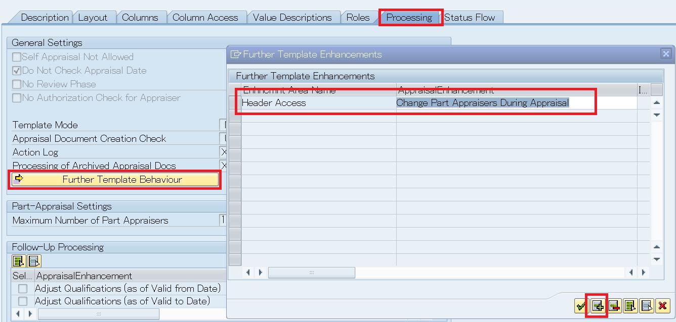 hrhap00 acc header appraisal document header data access. Black Bedroom Furniture Sets. Home Design Ideas