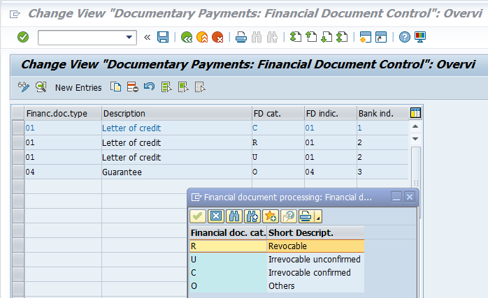 Letter of Credit (SD-FT-LOC) - ERP SD - SCN Wiki