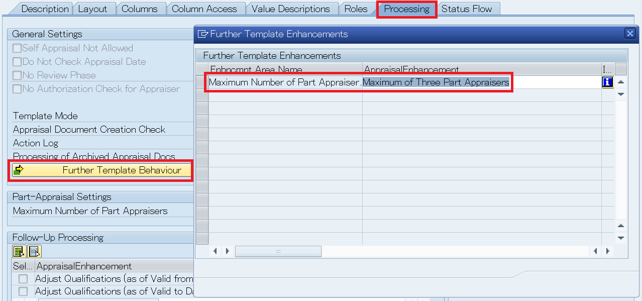 HRHAP00MAXPAPPER Maximum Number of Part Appraisers in – Appraisal Document Template