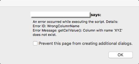 Scripting: Error Handling and Debugging - SAP Imagineering