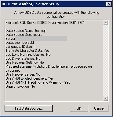 Setting up ODBC Connectivity to MS SQL Server on UNIX (XI 3 1