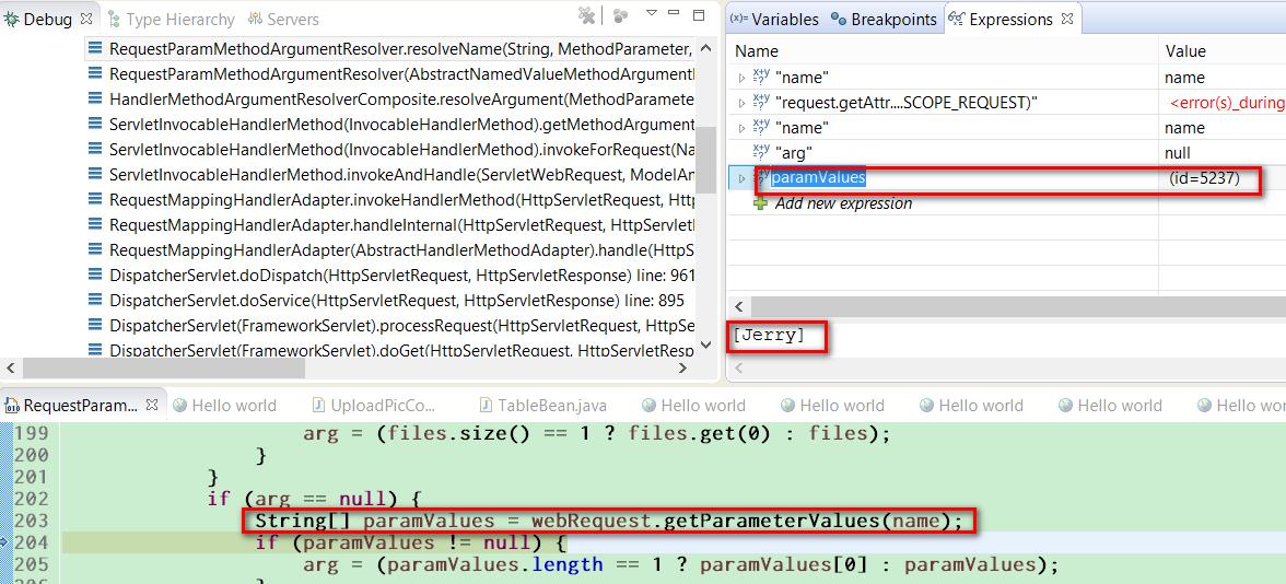How does annotation @RequestParam work - Java Development - SCN Wiki