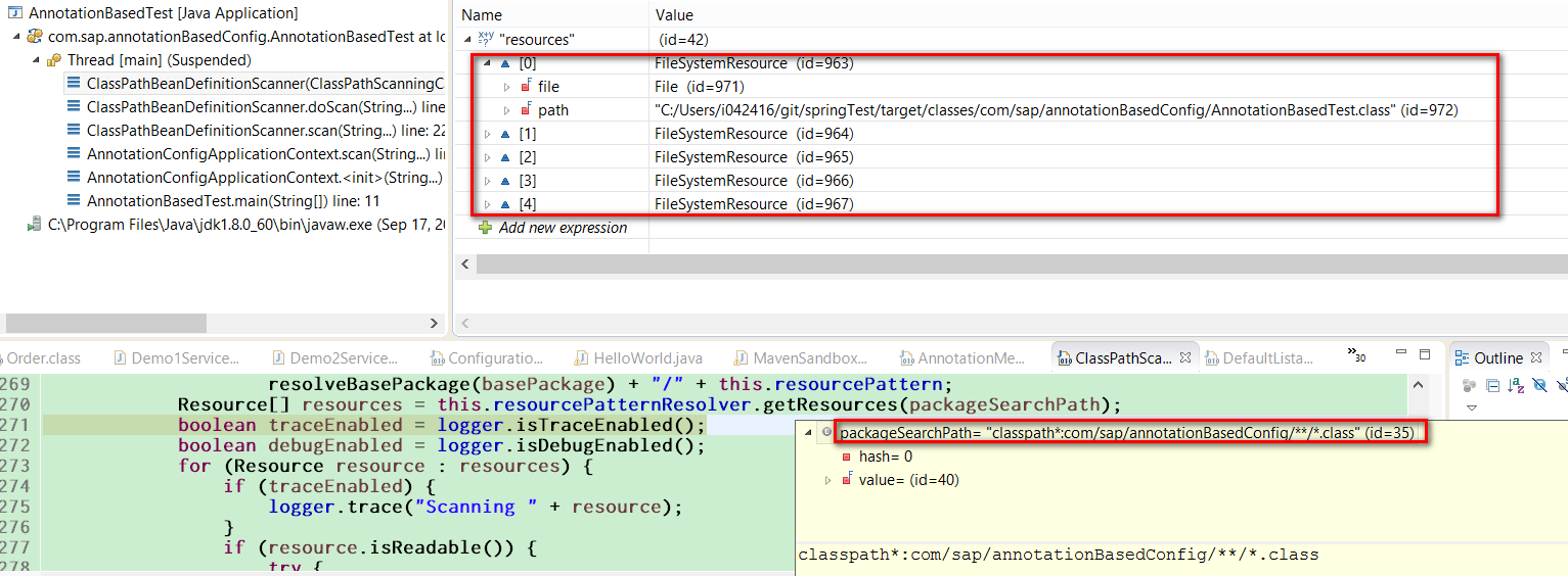 How does AnnotationConfigApplicationContext work - Java