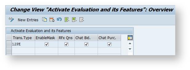 Activate Expert Bid Evaluation - Supplier Relationship