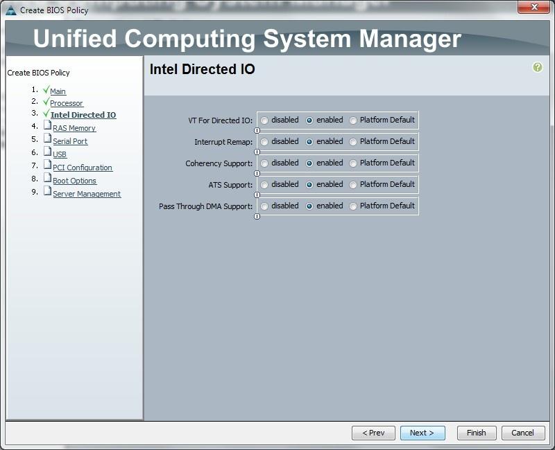 SAP HANA TDI on Cisco UCS and VMware vSphere