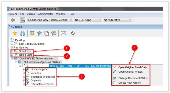 Macros in SAP ECTR - Theory and Practice (a short Tutorial