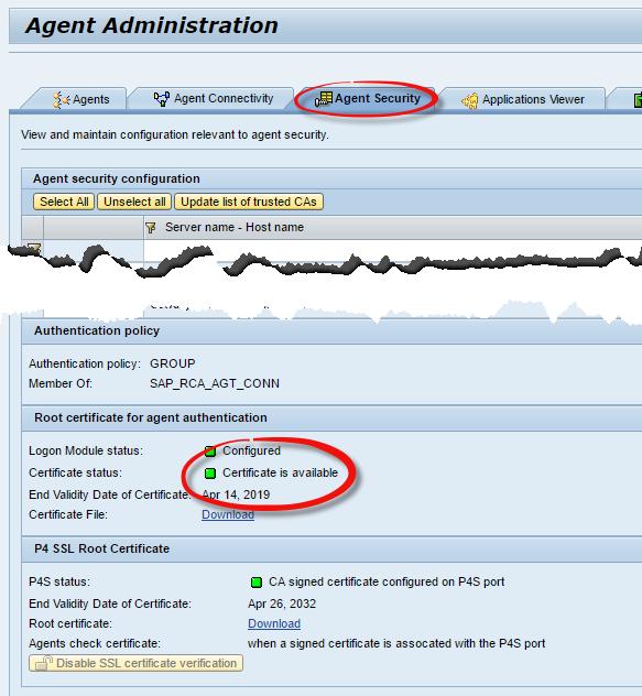 Diagnostics Agent 7.2 Connectivity Troubleshooting - SAP Solution ...