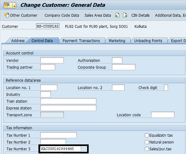Sto Configuration For Gst Erp Scm Scn Wiki