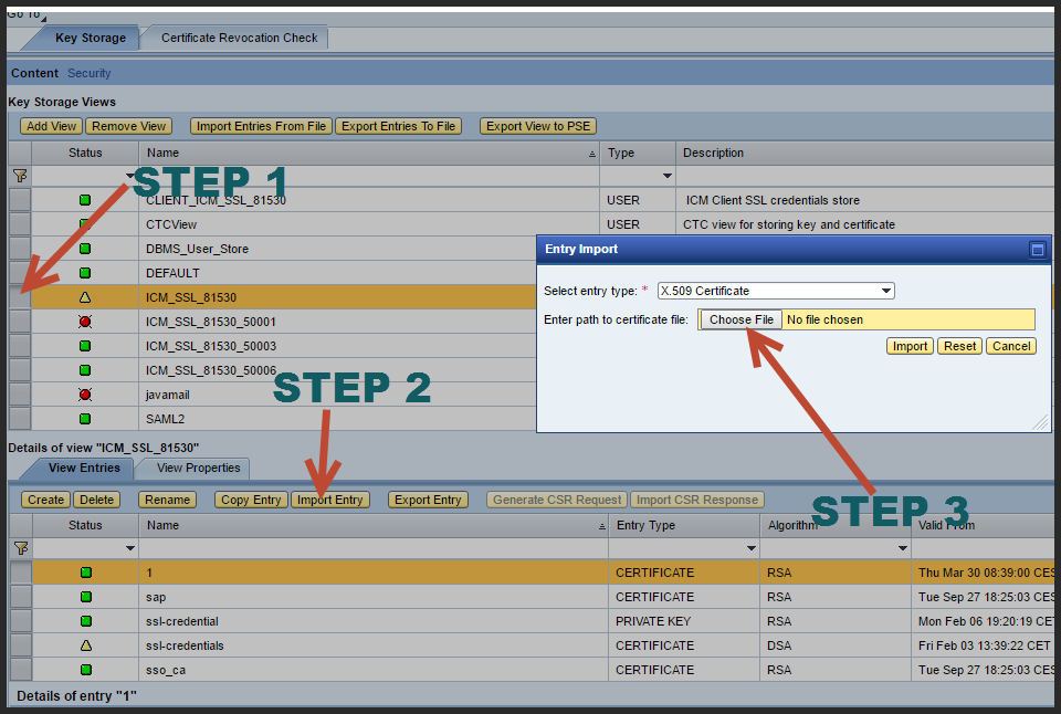 How to Configure Authentication using Client Certificates - SAP