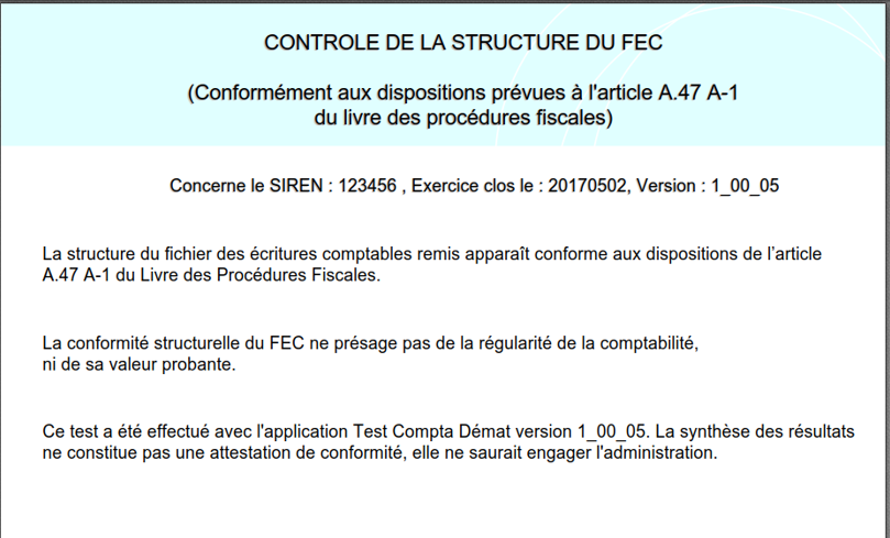 At The End Of Test A Summary Document Is Generated In PDF Format It Automatically Displayed And Saved First Page Contains