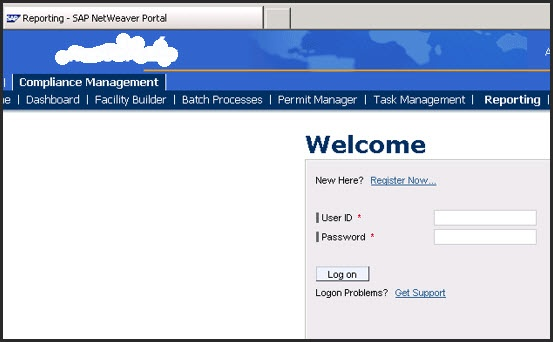 browser logon ticket cannot be accepted