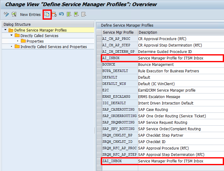 E-MAIL INBOUND CONFIGURATION- ALM: Incident Management - SAP