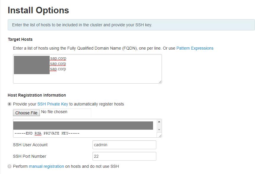 HDP 2 6 Installation - Big Data Solutions - SCN Wiki