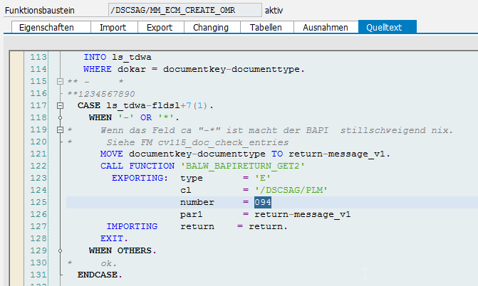 How to read and analyze ECTR logfiles - Product Lifecycle