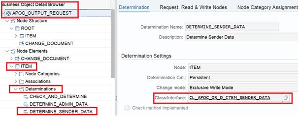 BRF+ Message Determination - ERP SCM - SCN Wiki