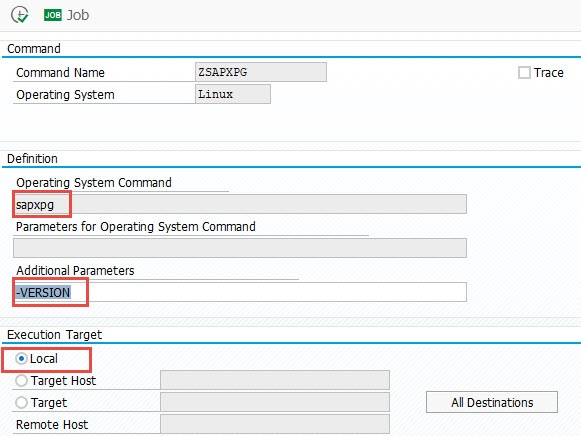 Troubleshooting BRBACKUP Starting Problems - SAP on Oracle