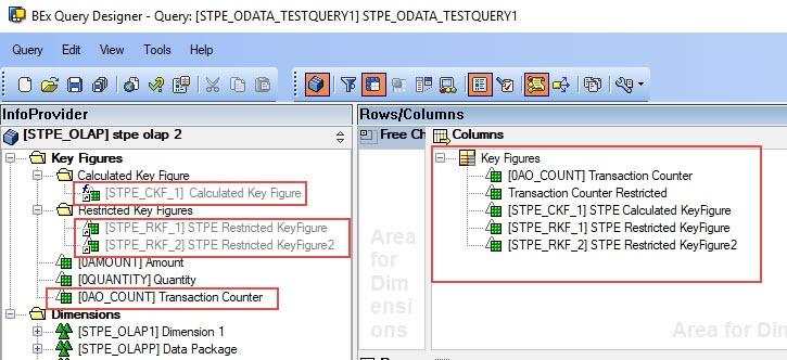 ODATA Query: Example VIII - SAP NetWeaver Business Warehouse