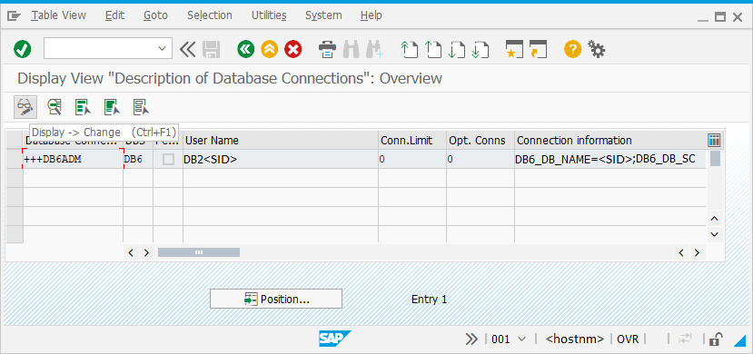 setup DBCO connection from NetWeaver 7 5 with Db2 LUW 10 5