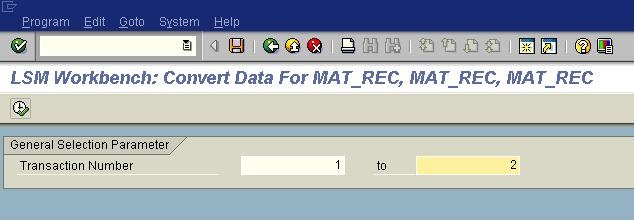 how to create batch number in sap