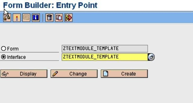 Language Conversion using Text Module in ADOBE FORMS - ABAP