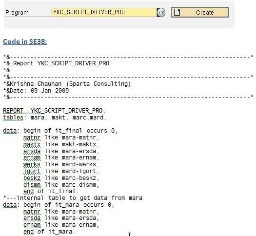 Make First SAP Script step by step - ABAP Development - SCN Wiki