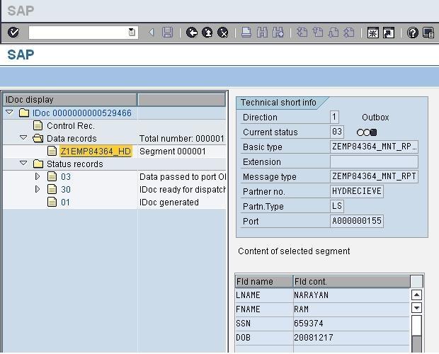 Handling Idoc Acknowledgements - ABAP Development - SCN Wiki