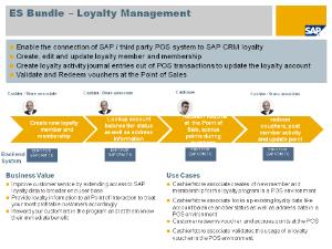 Loyalty Management Enterprise Services Wiki Scn Wiki