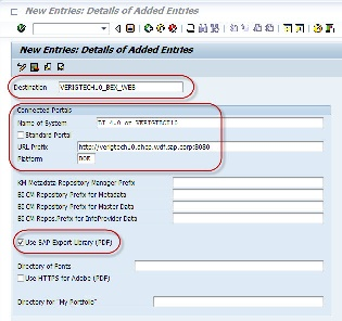 Configuration steps to integrate BEx Web applications into BI 4.x ...